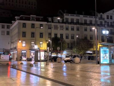 Atomos Shogun + GH4 + Lisbon @night